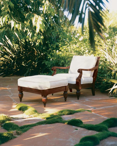 Century Furniture - Lounge Chair - D11-12