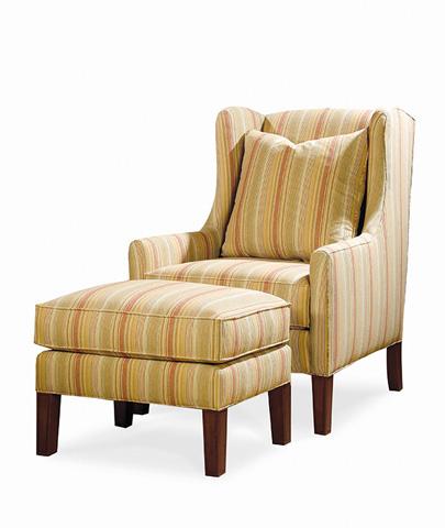 Century Furniture - Loren Chair - ESN167-6