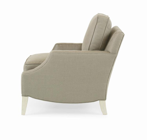 Century Furniture - Lancaster Chair - ESN261-6