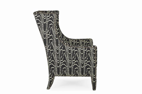 Century Furniture - Sophia Wing Chair - LR-18229