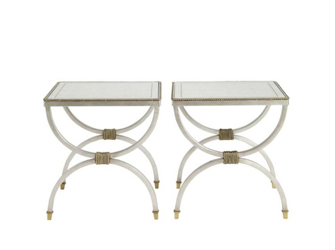Century Furniture - Jacqueline Bunching Cocktail Table - MN5469