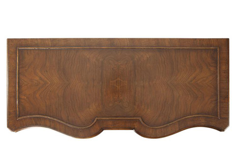 Century Furniture - Byron Serpentine Chest - MN5543