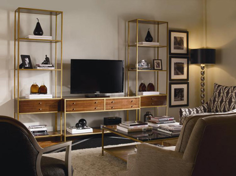 Century Furniture - Mccobb Media Console - MN5628