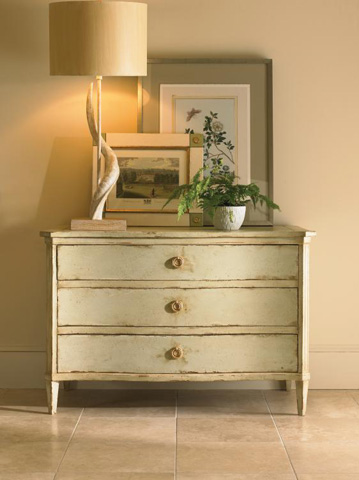 Century Furniture - Three Drawer Chest - SF5074