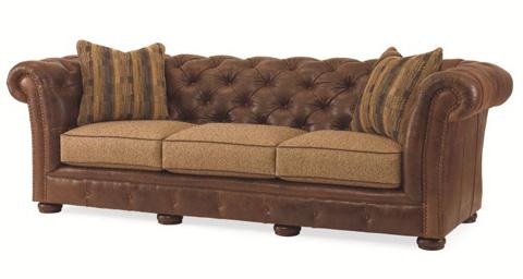 Century Furniture - Dan's Chesterfield Small Sofa - TLR-9610-2