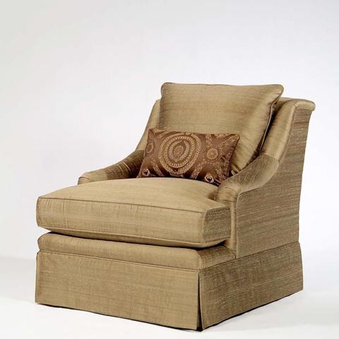 Century Furniture - Portola Swivel Chair - 11-604SG