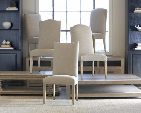 Century Furniture - Hollister Scoop Top Chair - 3372-2