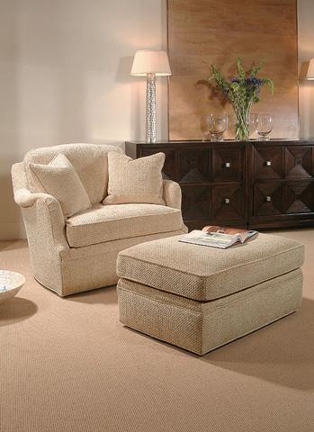 Century Furniture - Dearborn Ottoman - 33-736