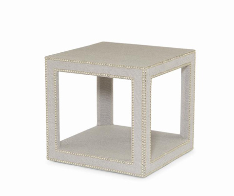 Century Furniture - Fully Upholstered Bunching Cocktail Table - 499-612U