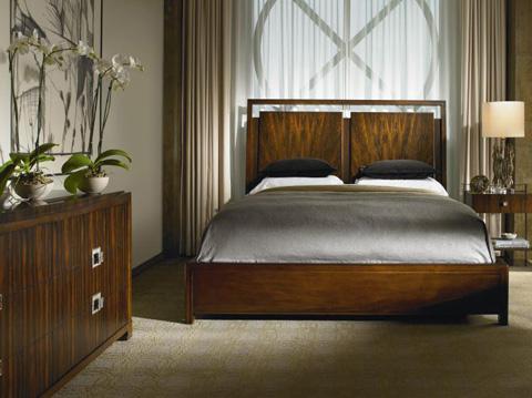 Century Furniture - Jinshi Platform Bed - 699-135-1
