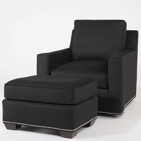 Century Furniture - Colton Ottoman - ESN157-12
