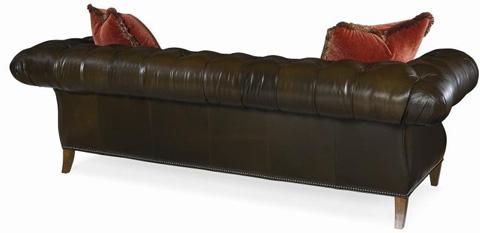 Century Furniture - Bretton Tufted Sofa - LR-28244