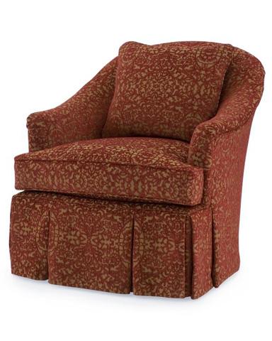 Century Furniture - Lauri Swivel Chair - LTD7128-8