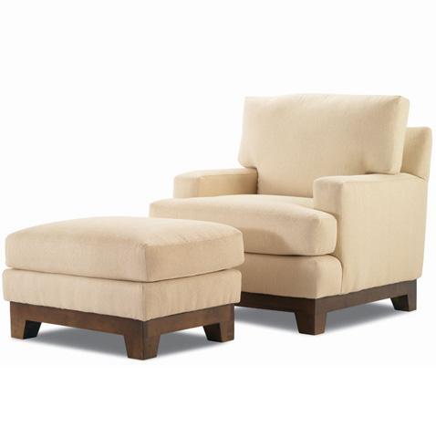 Century Furniture - Jack Ottoman - LTD8487-12