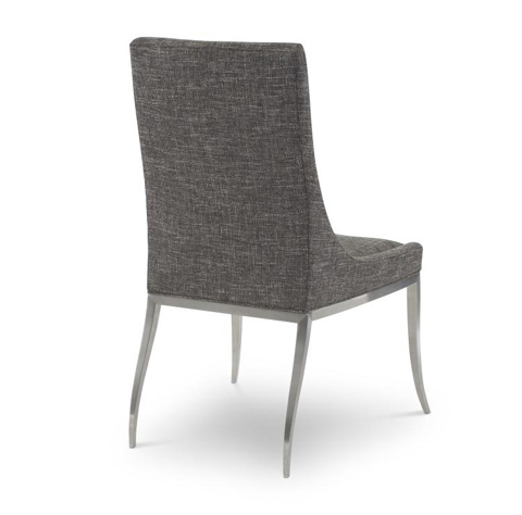 Century Furniture - Mica Stainless Side Chair - 3387S-1