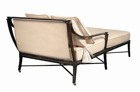 Century Furniture - Double Chaise - D12-71-1