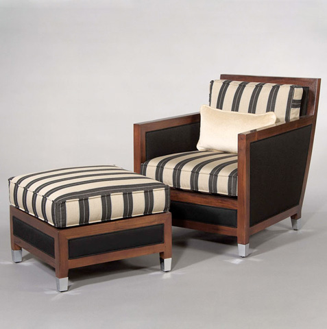Century Furniture - Ottoman - D25-31