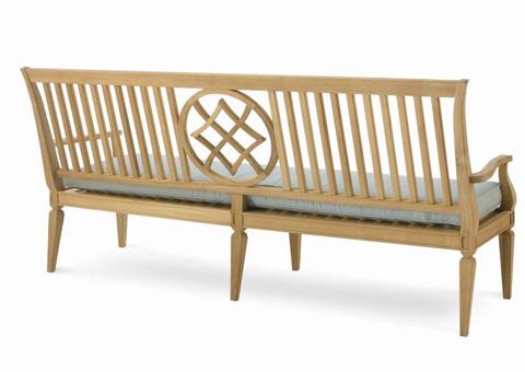 Century Furniture - Litchfield Garden Bench - D31-46