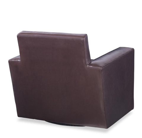 Century Furniture - Modern Swivel Club Chair - AE-LTD5233-8
