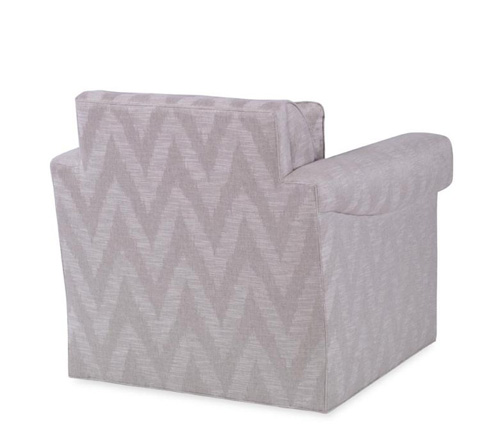 Century Furniture - Soho Swivel Club Chair - AE-LTD5234-8