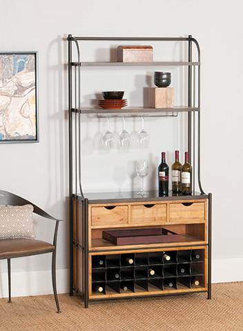 Charleston Forge - Studio Kitchen Storage - 6013