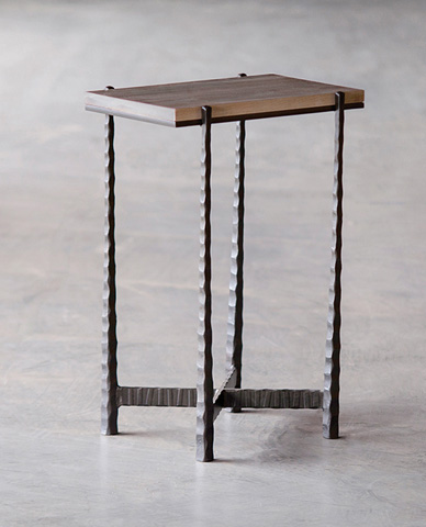 Charleston Forge - Nash Rectangular Drink Table - 7207