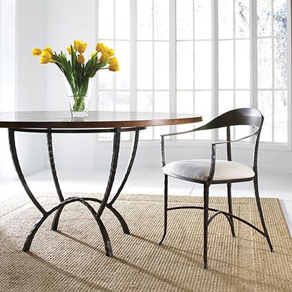 Charleston Forge - Hudson Wrap Dining Chair - C800