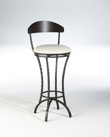 Charleston Forge - Hudson Swivel Barstool - C853