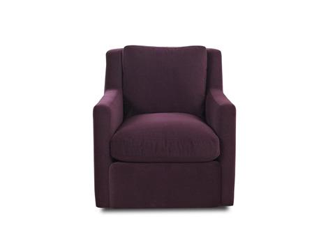 Comfort Design Furniture - Simmons Memory Swivel Chair - C44M SWVL