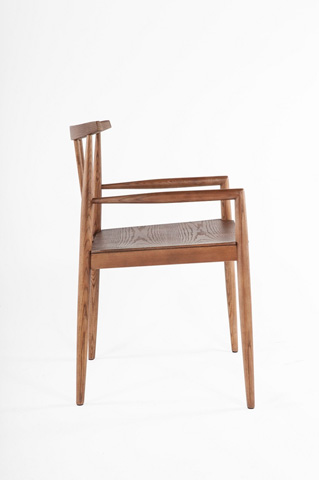 Control Brand - The Kay Chair - FAC1001WALNUT