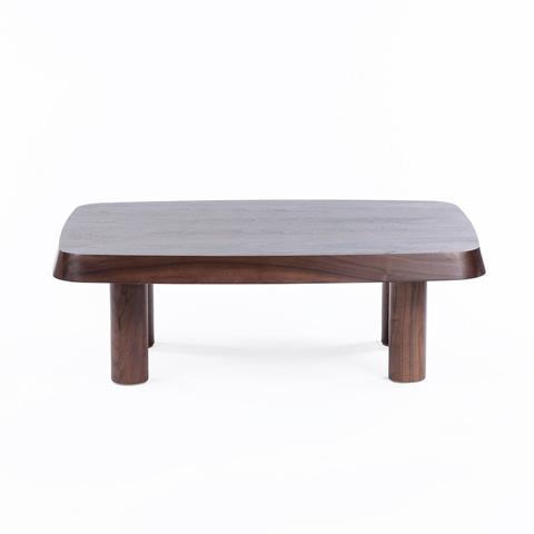 Control Brand - The Lerum Coffee Table - FET9939WALNUT