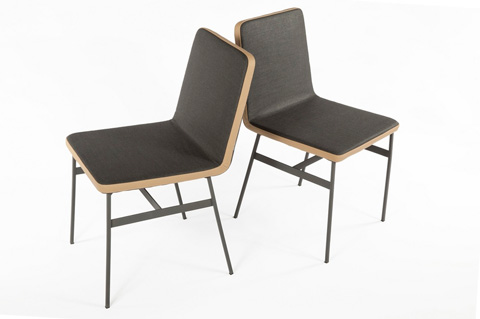 Control Brand - The Porter Dining Chair - FSC002DGREY