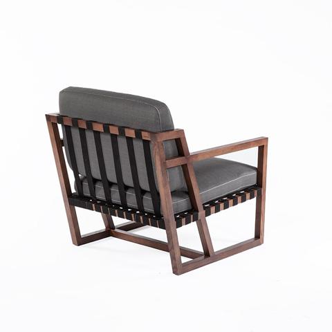 Control Brand - Ake Lounge Chair - FSC010DGREY