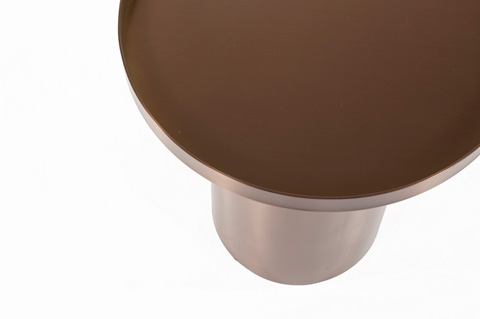 Control Brand - The Ostfold Side Table - FSE002COPPER