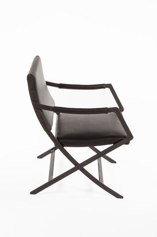 Control Brand - The Uggerby Arm Chair - FV361BLK