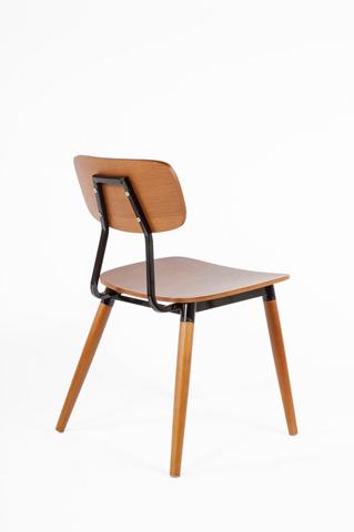 Control Brand - The Alzira Side Chair - FXC855WALNUT