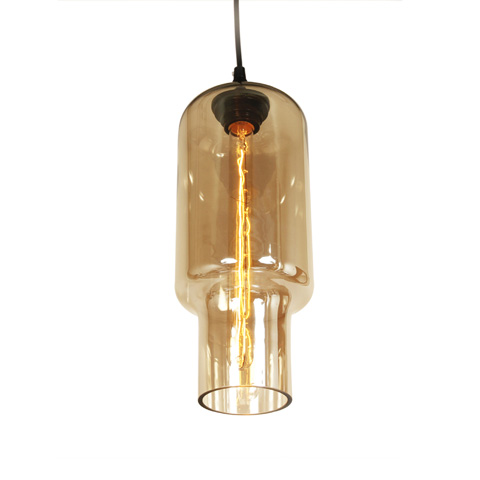 Control Brand - The Tastrup Pendant in Brown - LM592PBRN