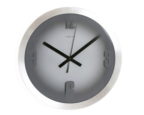 Control Brand - Slim and Shady Wall Clock - NT3020