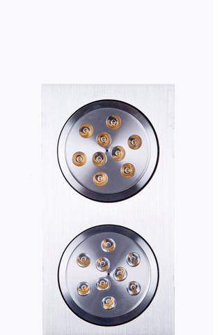 Control Brand - The Pluto Triple Spotlight - LS0083S