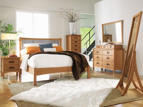 Copeland Furniture - Berkeley 4 Drawer TV Organizer - 2-BER-45