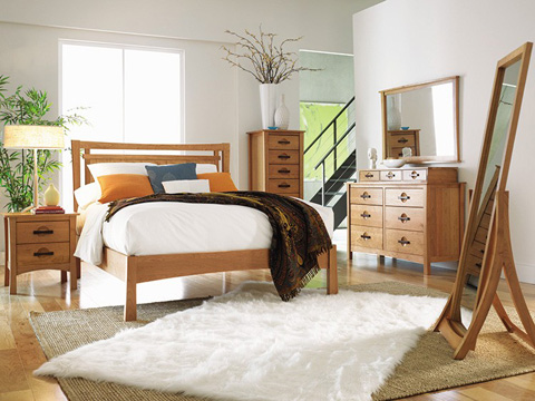 Copeland Furniture - Monterey 5 Drawer Chest - 2-MNT-50
