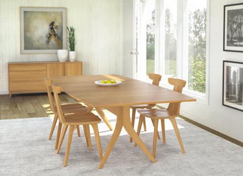 Copeland Furniture - Catalina 4 Door Buffet - Cherry - 6-CAL-40
