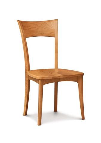 Copeland Furniture - Ingrid Sidechair - Walnut - 8-ING-21-04