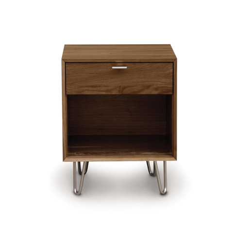 Copeland Furniture - Canto One Drawer Nightstand - 2-CAN-10