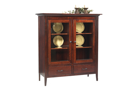Country View Woodworking, Ltd - China Pantry - 24-CP