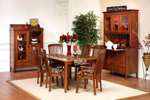 Country View Woodworking, Ltd - Pottery Pantry - 24-PP