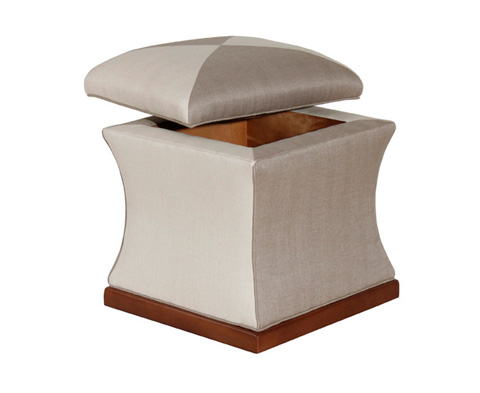 Cox Manufacturing - Storage Stool - 317