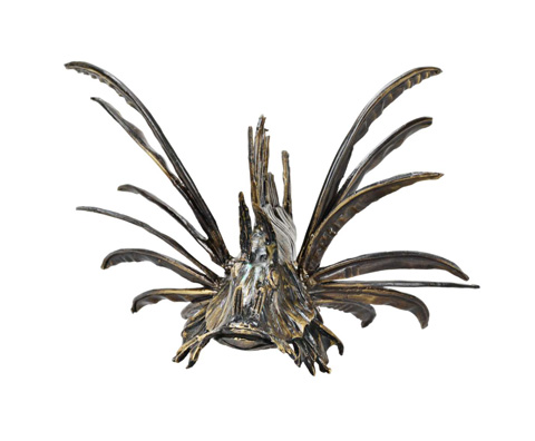 Curate by Artistica Metal Design - Lionfish - AC13-036