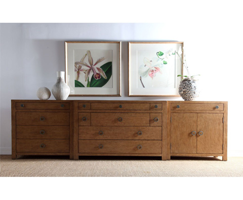 Curate by Artistica Metal Design - Drawer Chest - C101-450