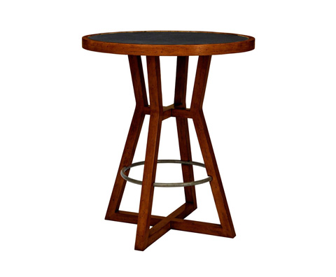 Curate by Artistica Metal Design - Cafe Bar Table - C103-120